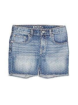 Peek... Denim Shorts Size 12