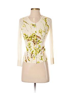Charlotte Silk Cardigan Size S