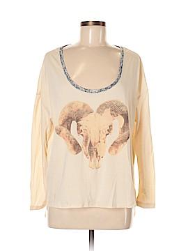 ABS Allen Schwartz Long Sleeve T-Shirt Size M