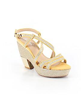 Italina Heels Size 8 1/2
