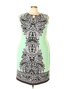 JM Collection Casual Dress Size 3X (Plus)