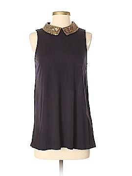 Hi-Line Sleeveless Blouse Size XS