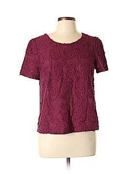 Vanessa Virginia Short Sleeve Blouse Size L