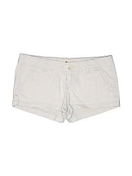Hollister Khaki Shorts Size 25W