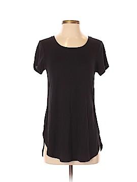 Pink Rose Short Sleeve T-Shirt Size S