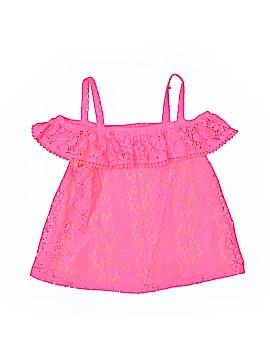 Free Style Short Sleeve Blouse Size 5