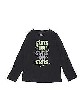 Nike Long Sleeve T-Shirt Size 7