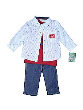 Z Boys Wear Long Sleeve Button-Down Shirt Size 24 mo