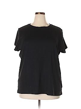 Isaac Mizrahi LIVE! Short Sleeve T-Shirt Size 2X (Plus)