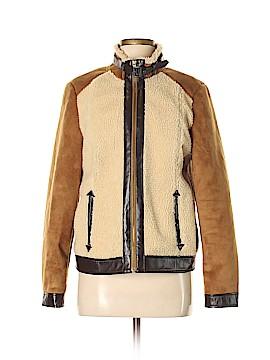 Ruff Hewn Faux Fur Jacket Size M