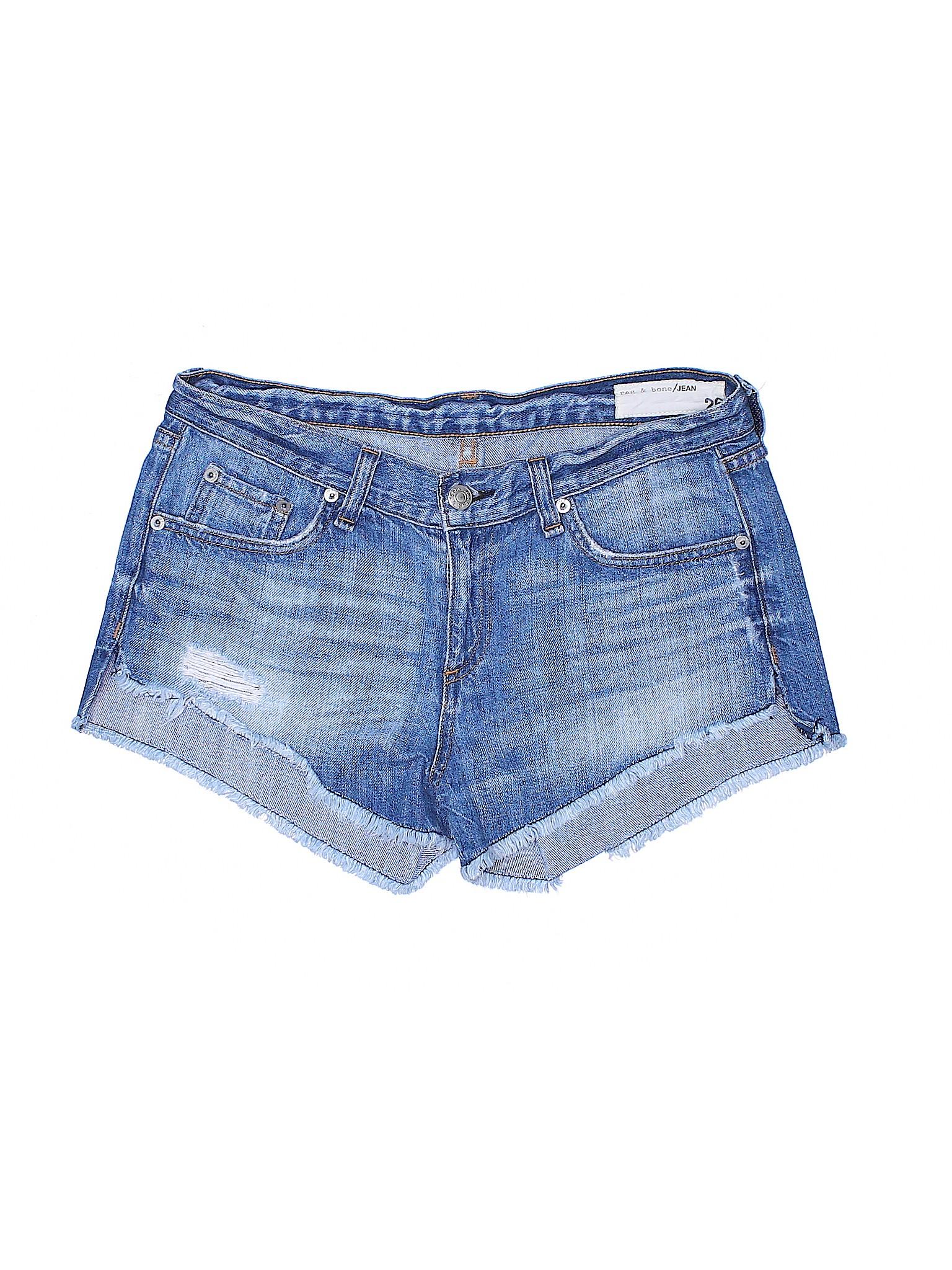 Bone Shorts Boutique Denim amp; Rag q0wO7EZ