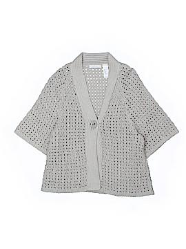 Lizwear by Liz Claiborne Cardigan Size L