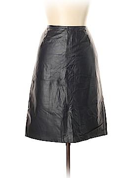 Nine West Leather Skirt Size 10
