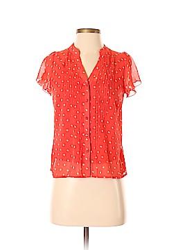 Covington Short Sleeve Blouse Size S (Petite)