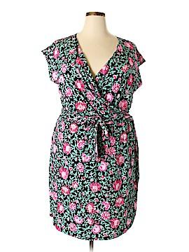 Jones New York Signature Casual Dress Size 2X (Plus)