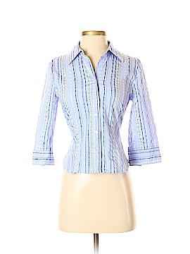 Apt. 9 Long Sleeve Button-Down Shirt Size S (Petite)