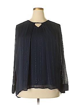 Versona Long Sleeve Blouse Size XL