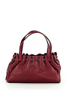 Judith Leiber Leather Shoulder Bag One Size
