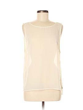 Leith Sleeveless Blouse Size M