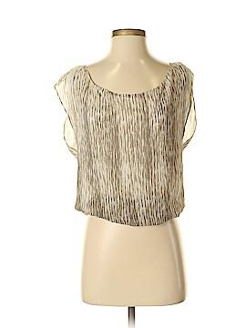 Alice + olivia Short Sleeve Blouse Size S