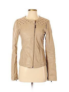 Daytrip Faux Leather Jacket Size XS