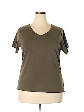 Columbia Short Sleeve T-Shirt Size 1X (Plus)