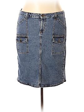 Mossimo Denim Skirt Size 20 (Plus)