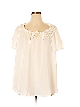 Ellos Short Sleeve Blouse Size 22 - 24 (Plus)