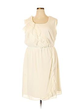 Roaman's Casual Dress Size 20W (Plus)