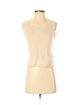 St. John's Bay Sleeveless T-Shirt Size S