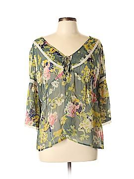 Denim & Supply Ralph Lauren 3/4 Sleeve Blouse Size XL