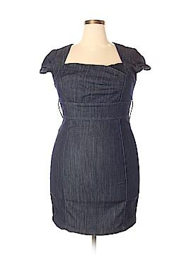 Boom Boom Jeans Casual Dress Size 1X (Plus)