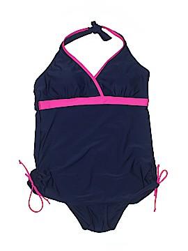 Athletech One Piece Swimsuit Size 18 (Plus)