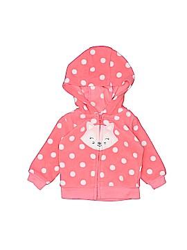 Child of Mine by Carter's Fleece Jacket Newborn