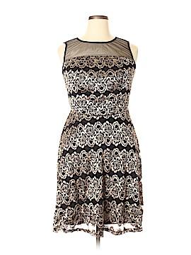 Love Squared Cocktail Dress Size 1X (Plus)