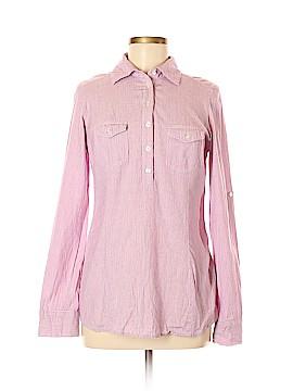 XXI Long Sleeve Button-Down Shirt Size M