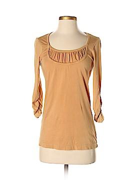 XCVI 3/4 Sleeve T-Shirt Size S