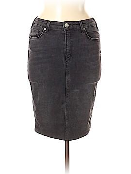 McGuire Denim Denim Skirt 28 Waist