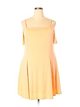 Torrid Casual Dress Size 1X Plus (1) (Plus)