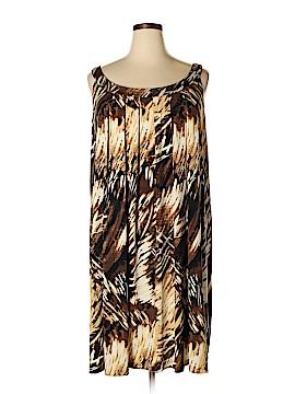R&M Richards Casual Dress Size 24 (Plus)