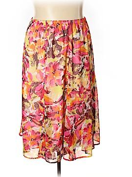 Cj Banks Casual Skirt Size 2X (Plus)