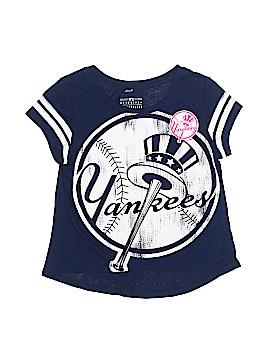 5th & Ocean Short Sleeve T-Shirt Size 8