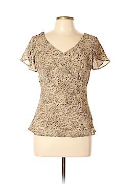 Covington Short Sleeve Blouse Size 10