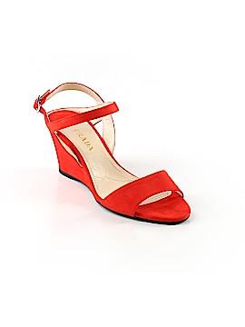Prada Wedges Size 38.5 (EU)