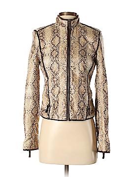 M.S.S.P. Faux Leather Jacket Size XS
