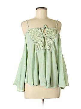 Leshop 3/4 Sleeve Blouse Size M