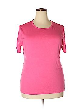 Jones New York Short Sleeve T-Shirt Size XXL