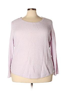 DressBarn Pullover Sweater Size 3X (Plus)