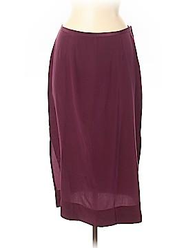 Katayone Adeli Silk Skirt Size 8