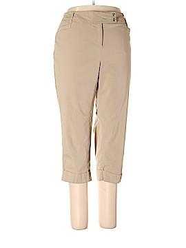 Style Khakis Size 18 (Plus)